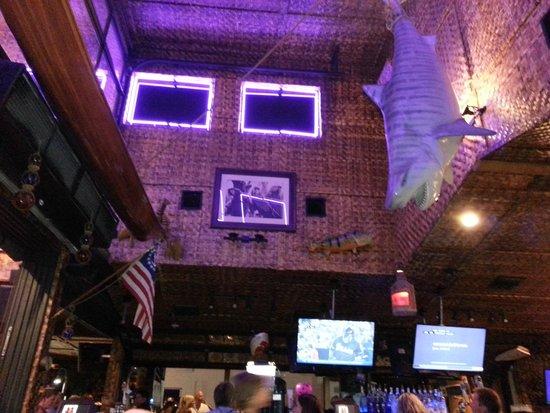 Yucatan Beach Stand Bar: interieur