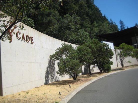CADE Winery: Where the magic happens!