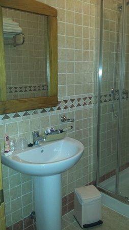 Hotel Rural El Espino: Baño habitación