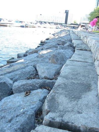 Kingston Waterfront : water front