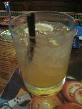 Jack's Bistro: House Made Tonic | Lemongrass | Juniper Berries | Citrus | Cinchona Bark| with Gin.  97.5/100 pt