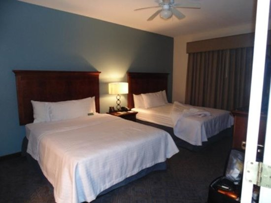 Homewood Suites Gainesville : One (of Two) Bedrooms