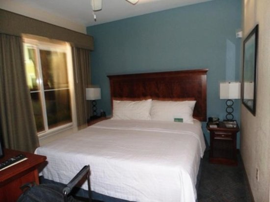Homewood Suites Gainesville : Second Bedroom