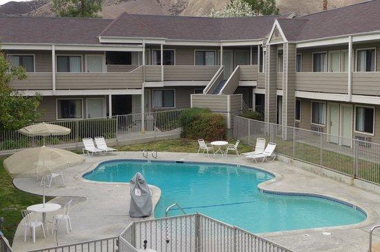 Good Nite Inn - Calabasas: Pool