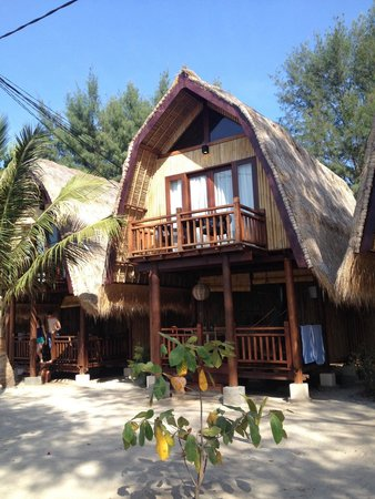 Karma Reef : Our bungalow
