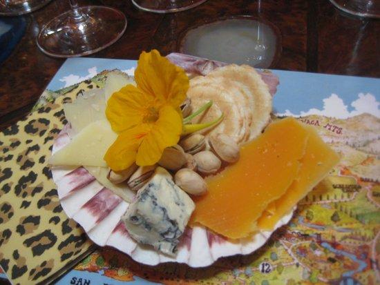 Swanson Vineyards Salon: Tasting Plate