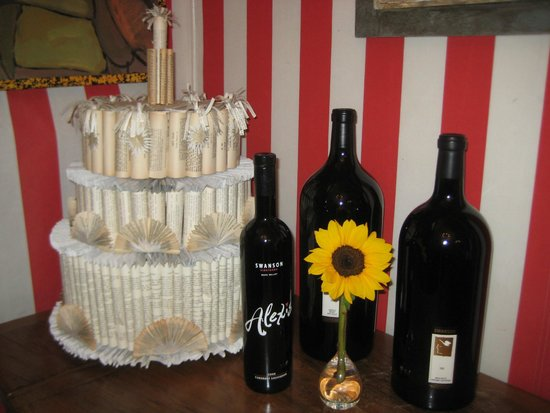 Swanson Vineyards Salon: Sip Shoppe