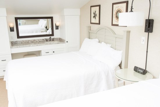 The Grand Hotel: 2nd floor of our Newly Renovated Two Story Townhouse Suites