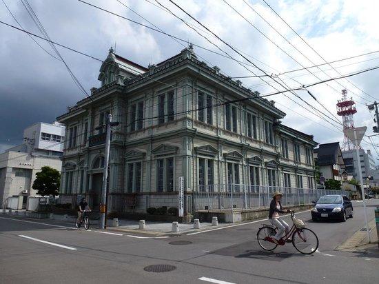 Former Fifty-Ninth Bank Aomori Bank Museum: 旧第五十九銀行青森銀行記念館