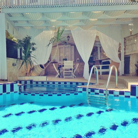 Villa Kallergi: Kallergis Villas - Nepheli pool