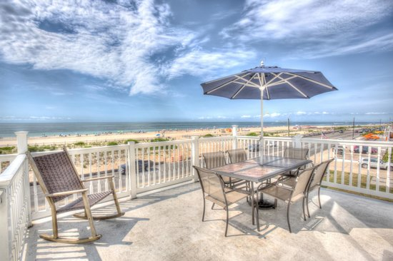 The Grand Hotel: Breathtaking Views from our Oceanfront Suite Decks