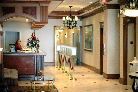 The Grand Hotel's Main Lobby, welcome to Victorian Cape May!