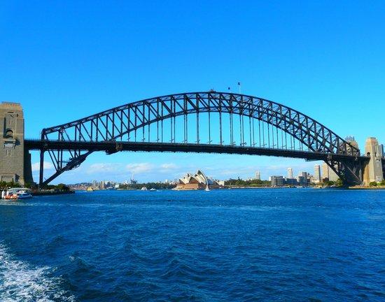 Puente de la bahía de Sídney: Harbour Bridge