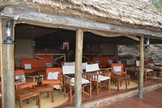 Kirurumu Manyara Lodge: Mirador lago Manyara