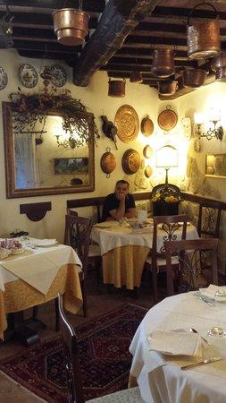 Torre Sangiovanni Albergo e Ristorante: altro punto ristorante