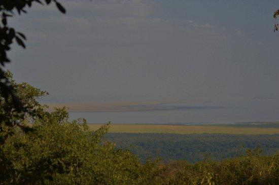 Kirurumu Manyara Lodge: Vistas desde la habitación