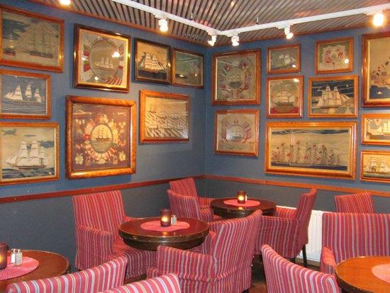 Lord Nelson Hotel: Breakfast Room