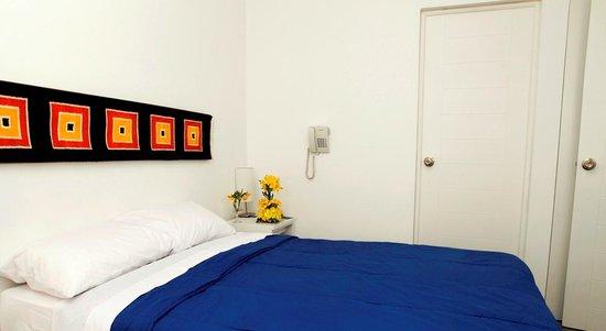 Hotel Gran Palma: Habitacion