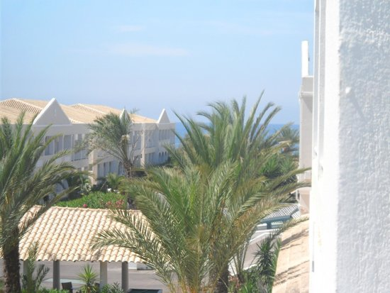 Aquis Sandy Beach Resort: vue de la chambre