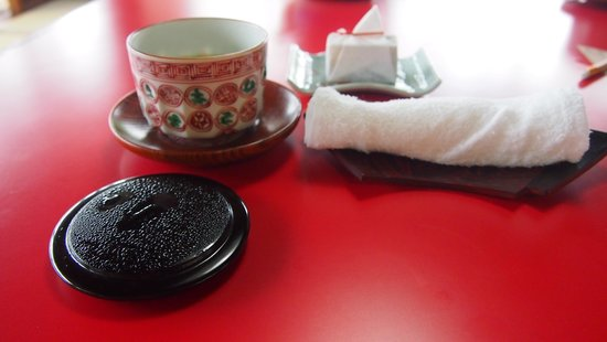 Hakkeitei: Afternoon tea