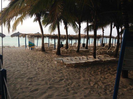 Memories Caribe Beach Resort: diamond club