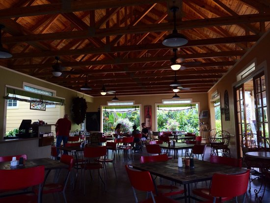 Garden Cafe at McLane's Country Garden: Best place to eat in Sebring area, hands down!