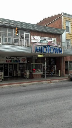 Midtown Scholar Bookstore: Midtown Scholar Books