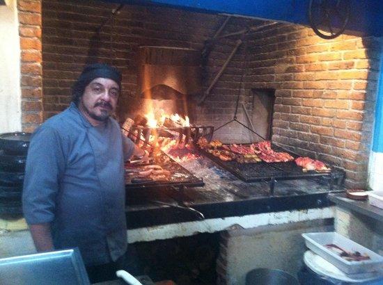 """Punta Piedra: O """"pobre Juan"""" que conhece o ponto exato da carne"""