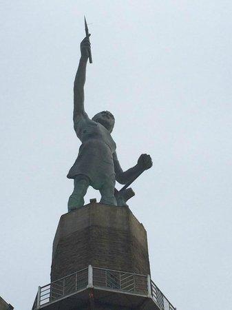 Vulcan Park and Museum: Vulcan Park Statue