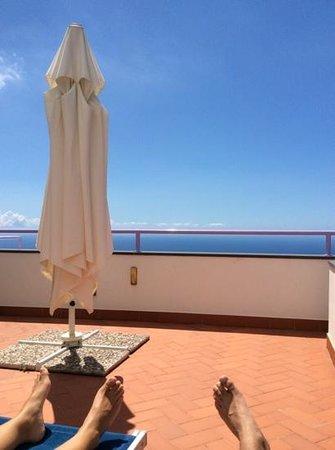 Hotel Bacco: sun deck