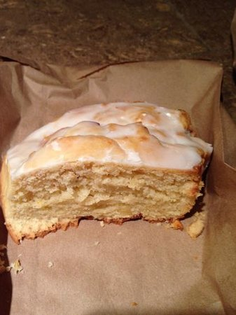 Stacey Cakes: Almond scone