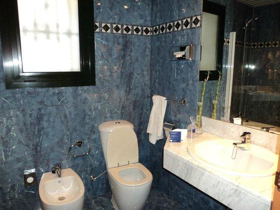 Hotel Sevilla Macarena: servicios de la habitación