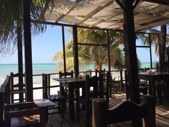 Casa Nostra Restaurant : Unbeatable view