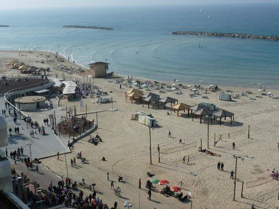 Crowne Plaza Tel Aviv Beach: Crowne Plaza Beach