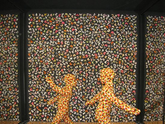 National Liberty Museum : The Jellybean People
