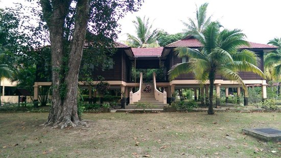Holiday Villa Beach Resort & Spa Cherating : Grand chalet