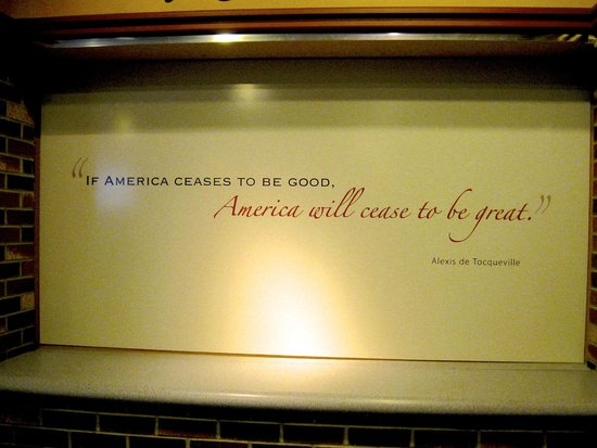 National Liberty Museum : Quote