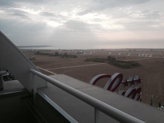 Lux Hotel : Vista dalla Suite De Luxe