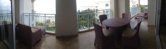 Seven Stars Resort & Spa: Balcony