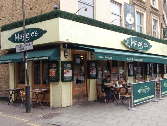 MaggieS Cafe