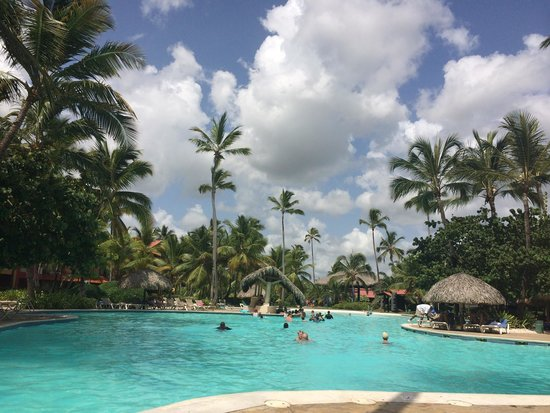 Caribe Club Princess Beach Resort & Spa: Gorgeous pool area.