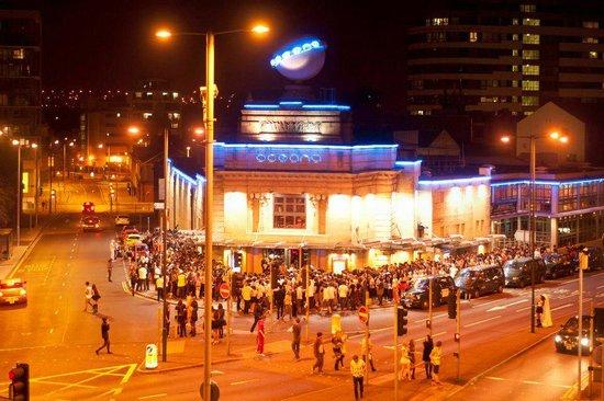 Oceana Nottingham