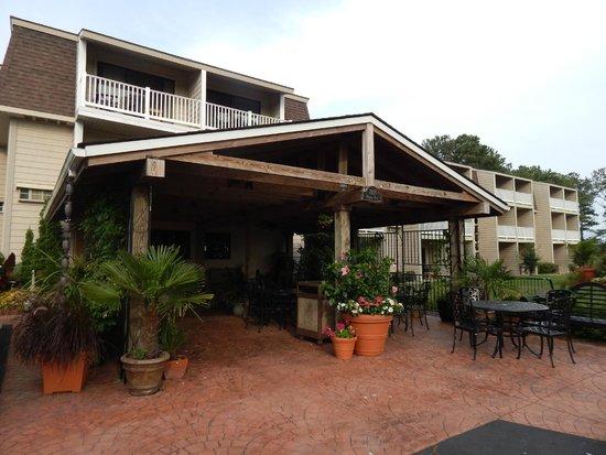 Best Western Plus Chincoteague Island: Lobby area