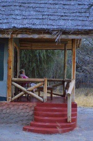 Kirurumu Tarangire Lodge : Exterior de la habitación