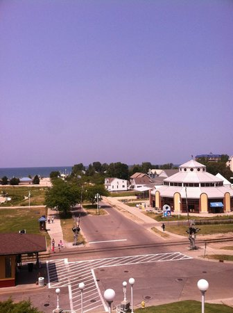 Holiday Inn Express Benton Harbor: Silver Lake Beach, St. Joseph, MI-about 10 mins from hotel