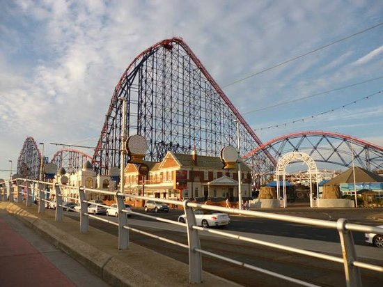 The Lonsdale Hotel: pleasure beach