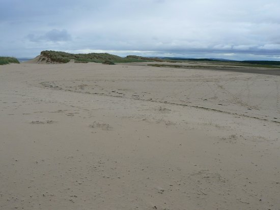 East Beach Lossiemouth (just part of it!)