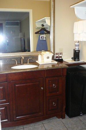BEST WESTERN Eureka Inn: Vanity