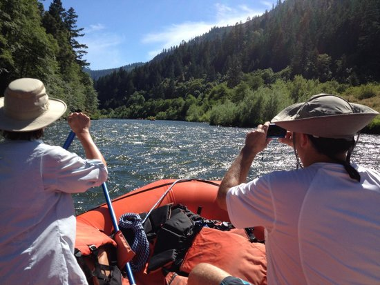 Rogue River Raft Trips - Day Adventures: Paddle --- or take pix!