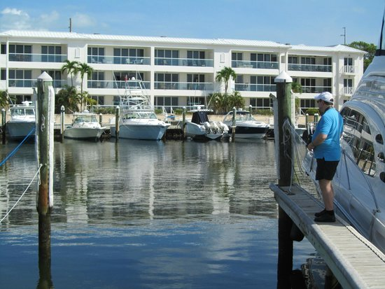 Mariner's Resort Villas & Marina : Harbor